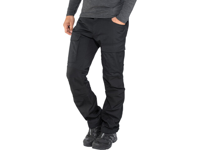 Lundhags Authentic II Pantaloni Uomo, nero